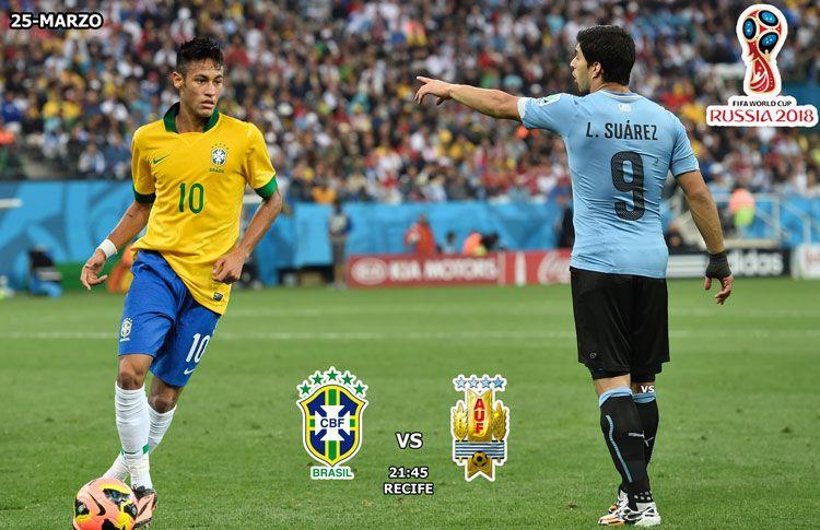Brasil Empata Com Uruguai Em Casa Empata Uruguai Brasil