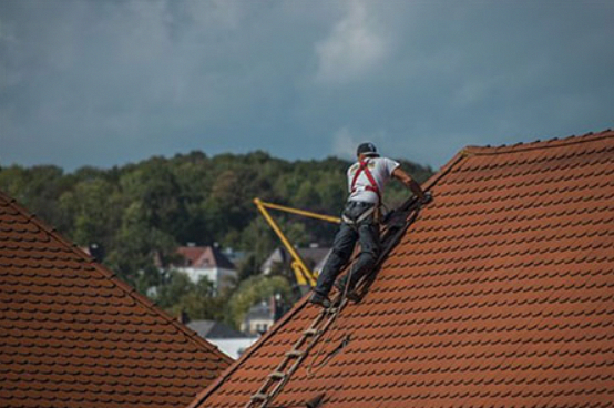 Home Dzine Home Improvement 5 Exterior Projects To Update Your Home With This Summer Cool Roof Roofing Contractors Roof Repair