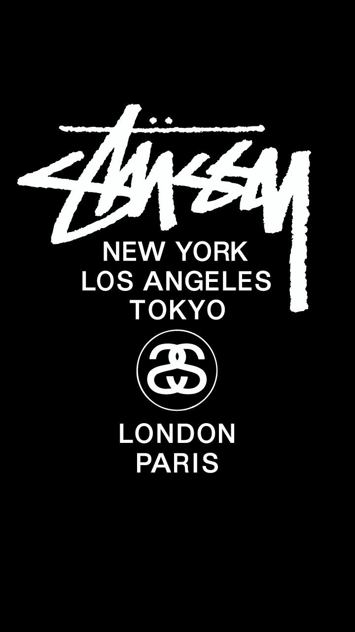 Hypebeast Wallpaper Allezlesbleus Iphone Android Background 오웬 샌디 ストゥーシー 壁紙 Stussy 壁紙 ロゴ 壁紙