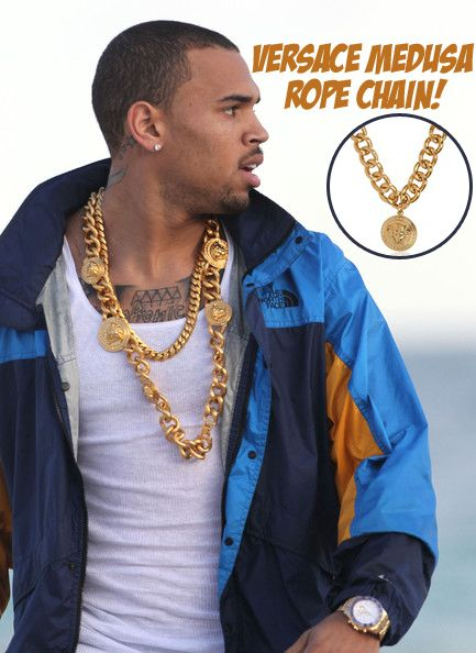 Versace Rope Chain Everybody Hates Chris In 2019 Chris