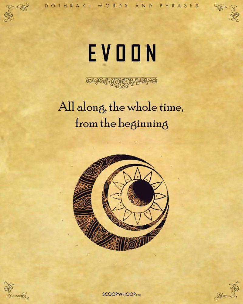 32 Intense Dothraki Words & Phrases Every Game Of Thrones