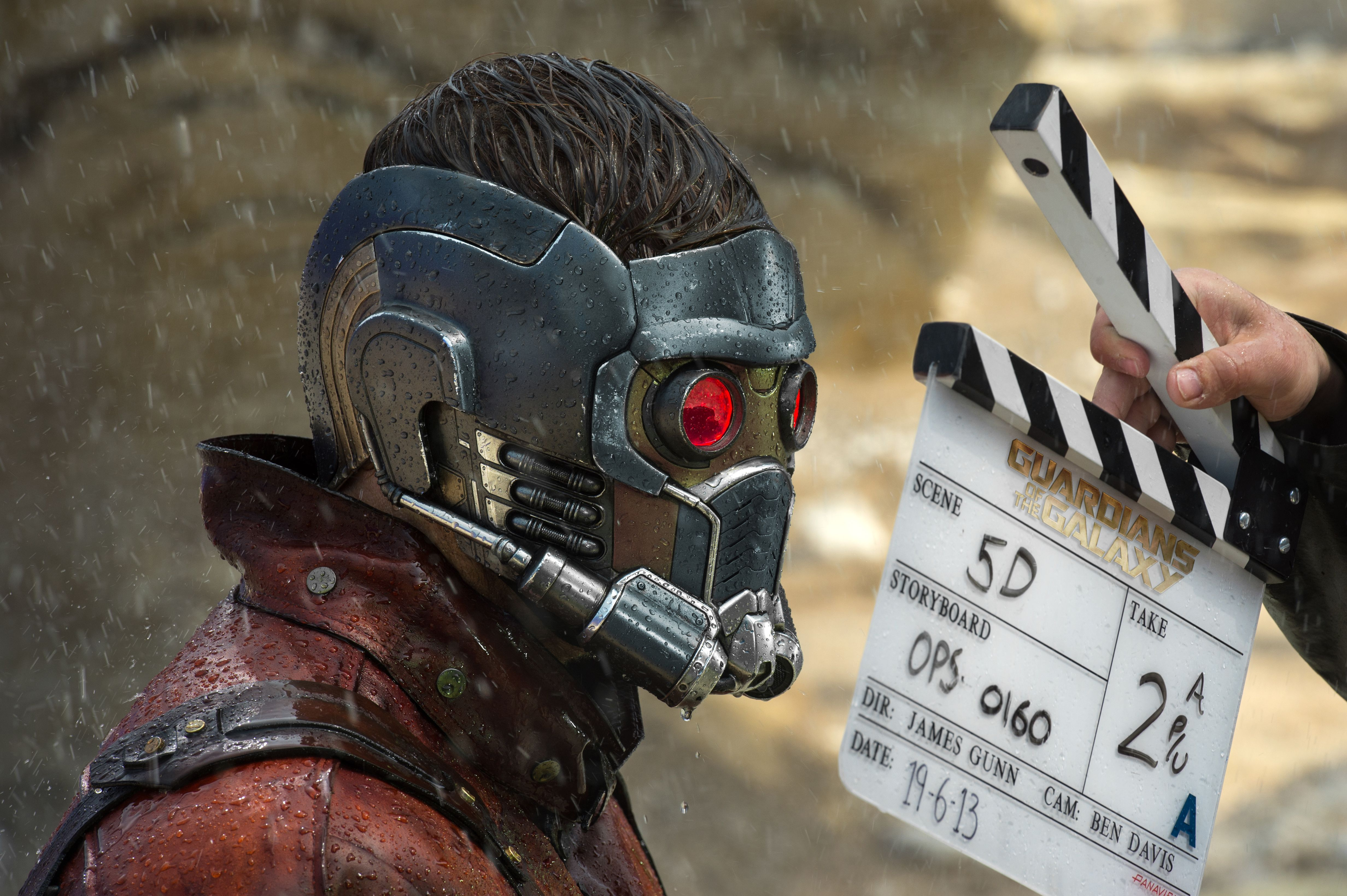 Star-Lord #GuardianesDeLaGalaxia