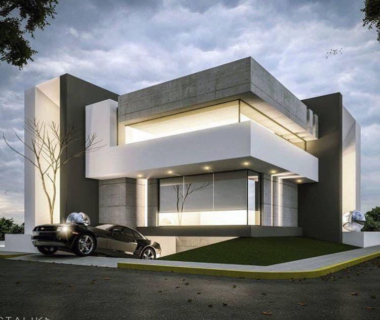 Home Designs · Contemporary HousesModern HousesHouse ArchitectureLuxury HousesModern  ArchitectureHouse PlansLandscape DesignsArchitects Amazing Design