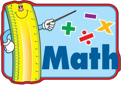 Math Pics - Cliparts.co | Math Clipart | Pinterest | Math, School ...