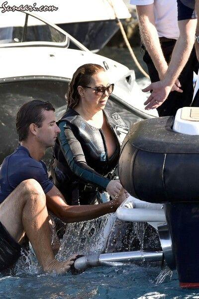 1 Mariah Carey Nipslip Candids In Italy E2 80 8f  E2 80 8f