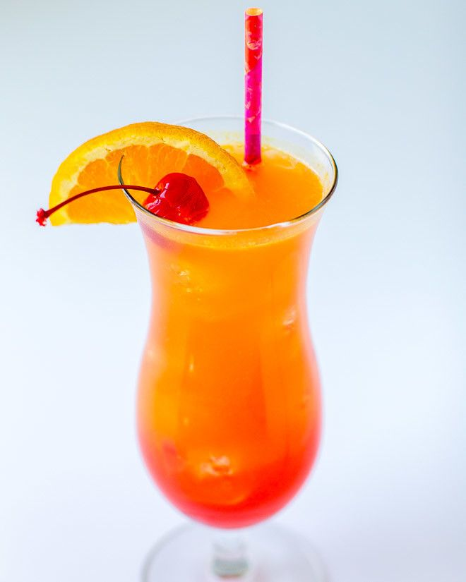 Tequila sunrise cocktail  Tequila Sunrise Cocktail | Recipe | Tequila sunrise, Tequila and ...