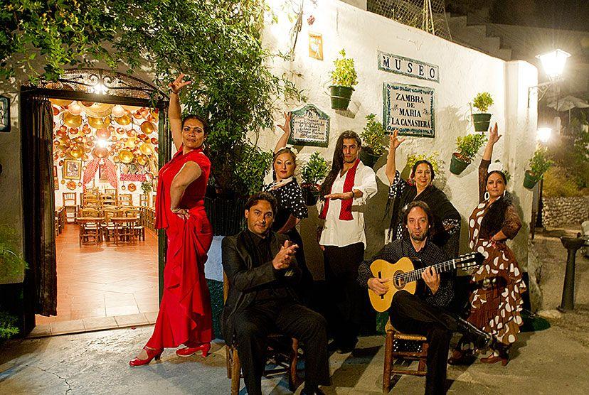 Verano con sabor a flamenco en el Sacromonte (Granada)