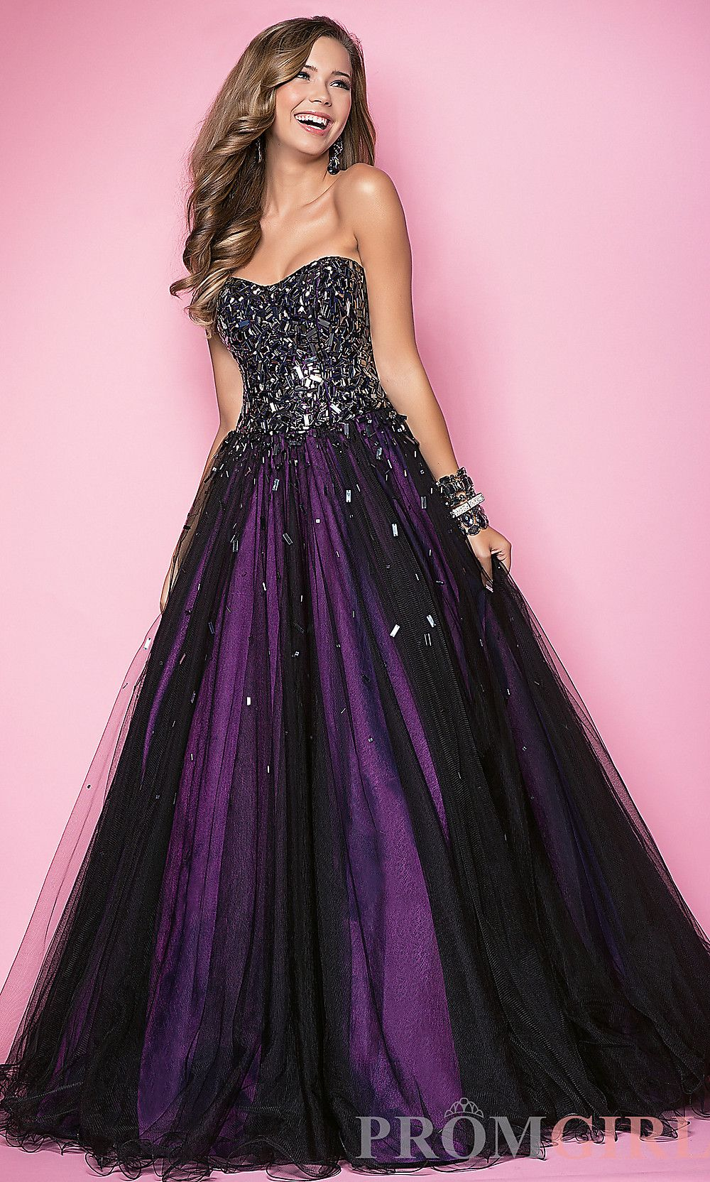 Thins Royal Purple Prom Dresses