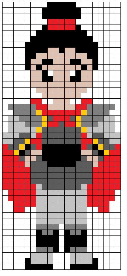 épinglé Par Evalebrazidec Sur Pixel Art Princesse