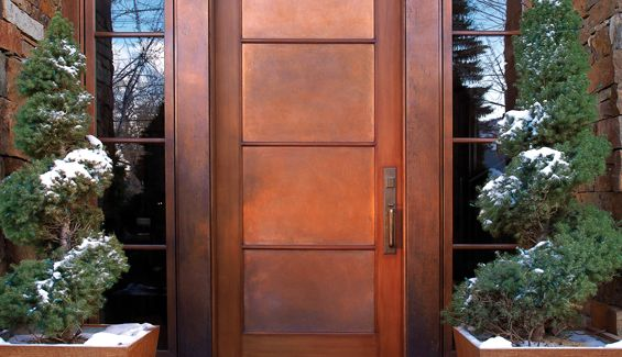 Doors rocky mountain hardware designs and supplies eco for Eco friendly doors