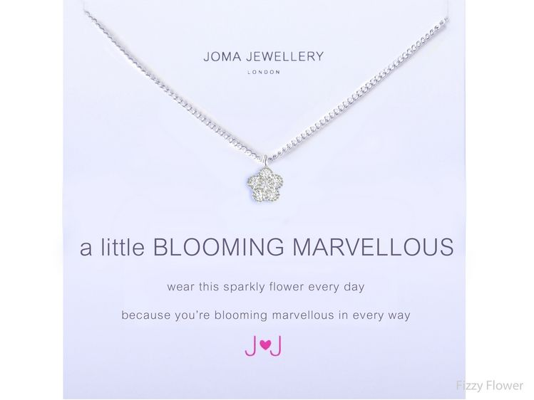 a335912022 Joma jewellery a little blooming marvellous necklace | A little ...