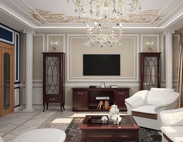 Living Room Decor Moulding Ideas Wall Decorating Ideas Crown Molding Wall Molding Modern Wall Decor Diy Wall Decor Living Room
