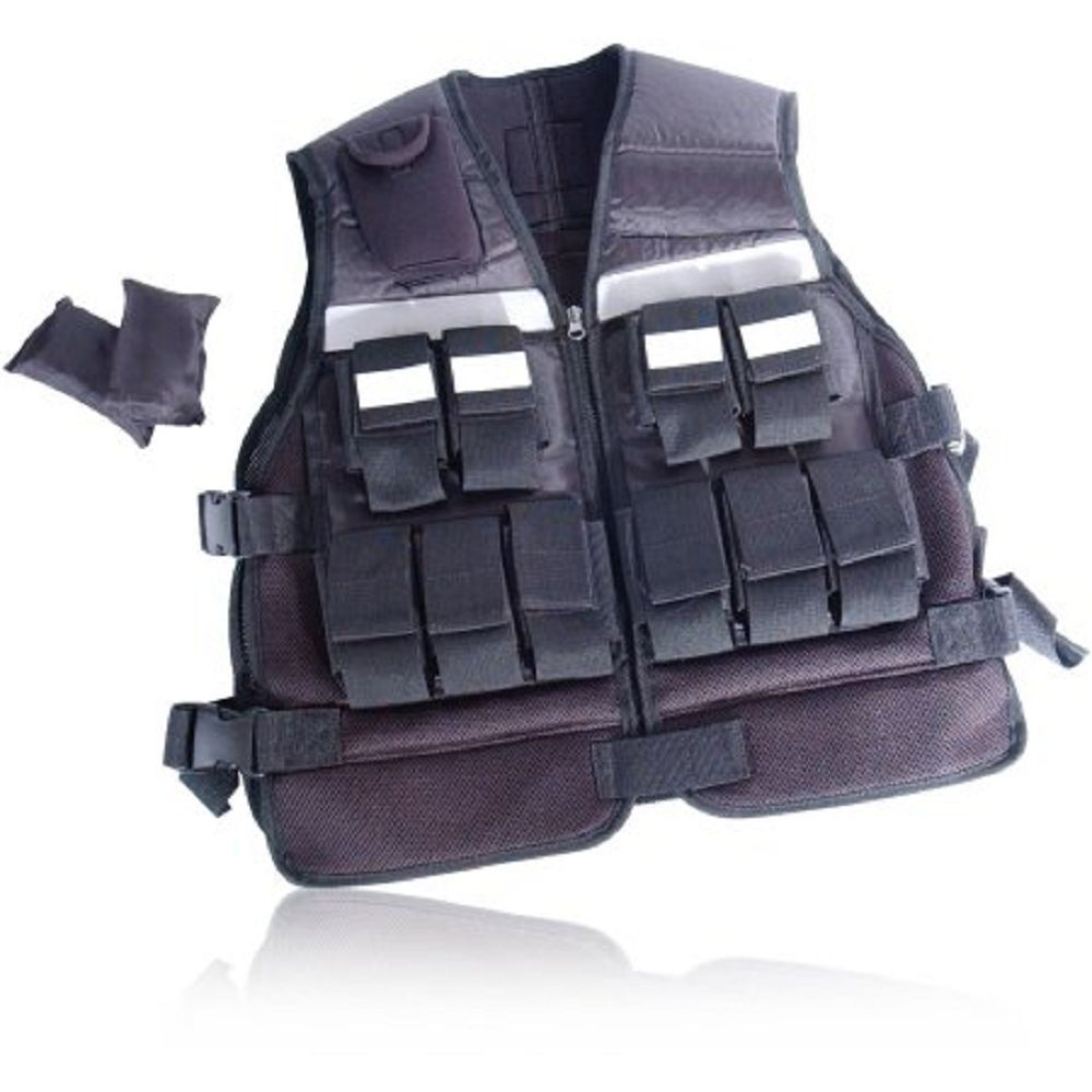 CAP 20 lb Adjustable Weighted Vest Weighted vest, Golds