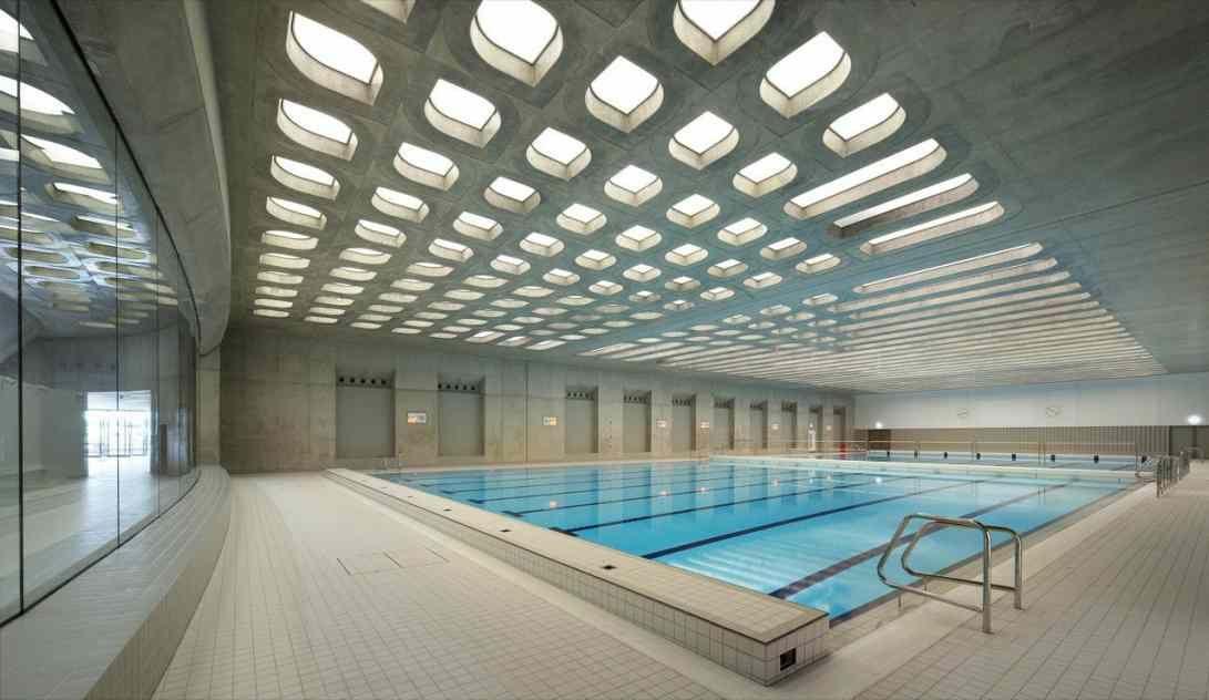 London Aquatics Centre Zaha Hadid Architects Arch2o Com Zaha Hadid Architects London Zaha Hadid Architects