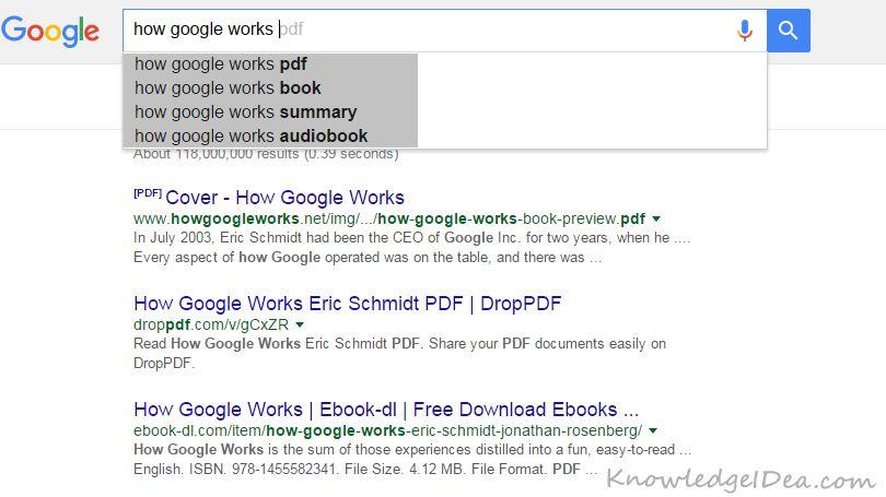 Google Instant Search Guide  | Blogging | Google, Search