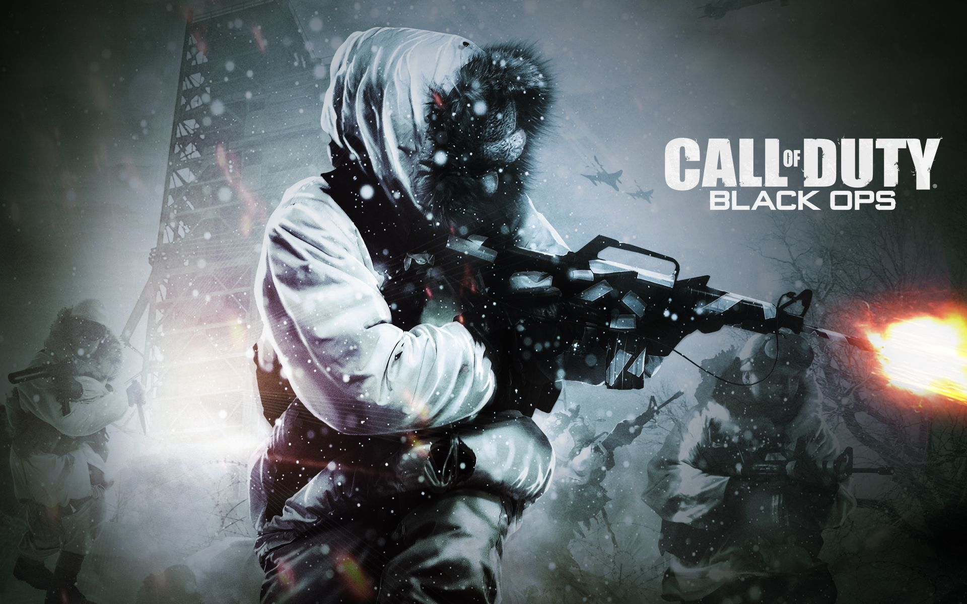 Collection Of Call Of Duty Black Ops Background On HDWallpapers 1920