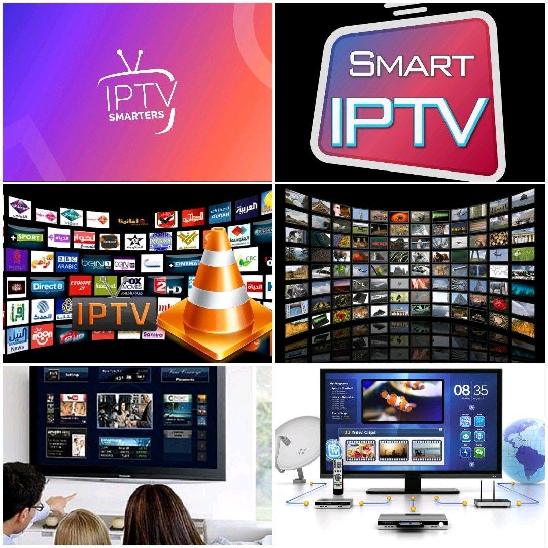 Premium iptvfirestick and smart tv in 2020 tv smart tv