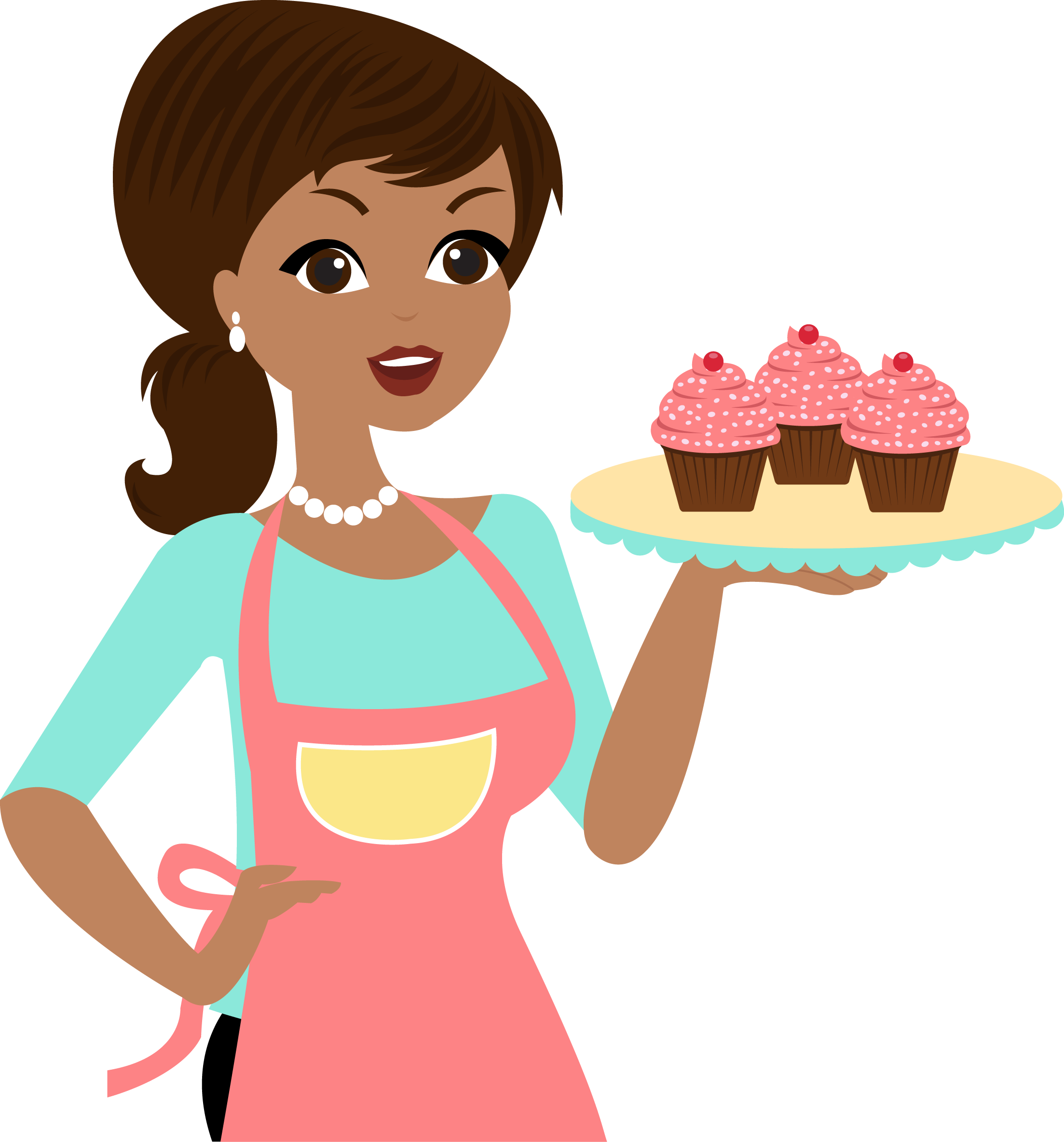 4570book Hd Ultra Bakery Chef Clipart Pngs Pack 4857