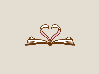 Photo of Book Heart