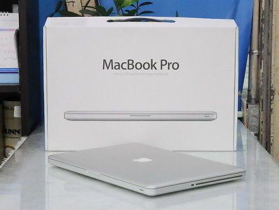 "Apple MacBook Pro A1286 15.4"" Laptop - MD318LL/A (October 2011)"