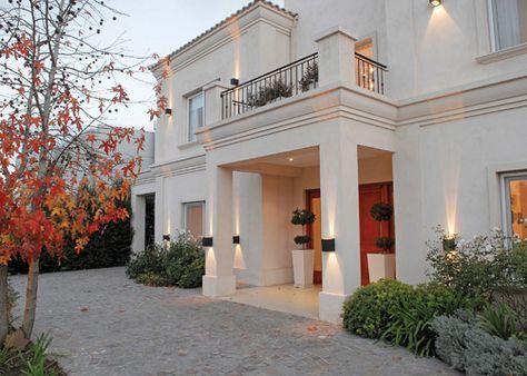 Arquitecto daniel tarrio y asociados pinterest estilo for Fachada casa clasica