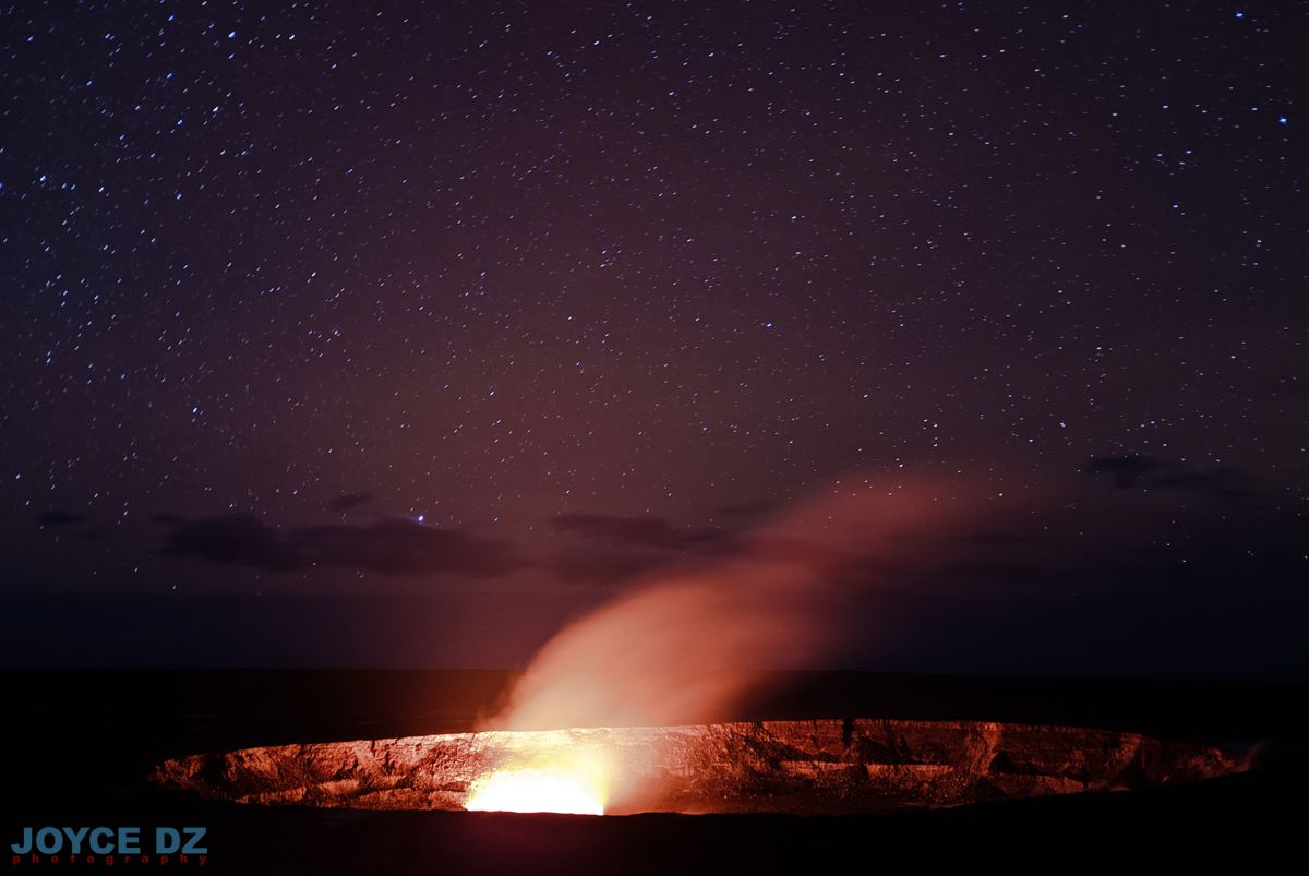 Halema'uma'u, Volcanoes National Park, Big Island, Hawaii, #familytravel