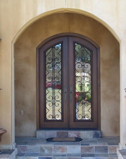 Dbyd 2414 This Country French Exterior Wood Entry Unit