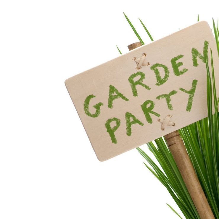 Greeting. Free Garden Party Invitations. Free Download Charming Clipart Garden Party Inspirations.