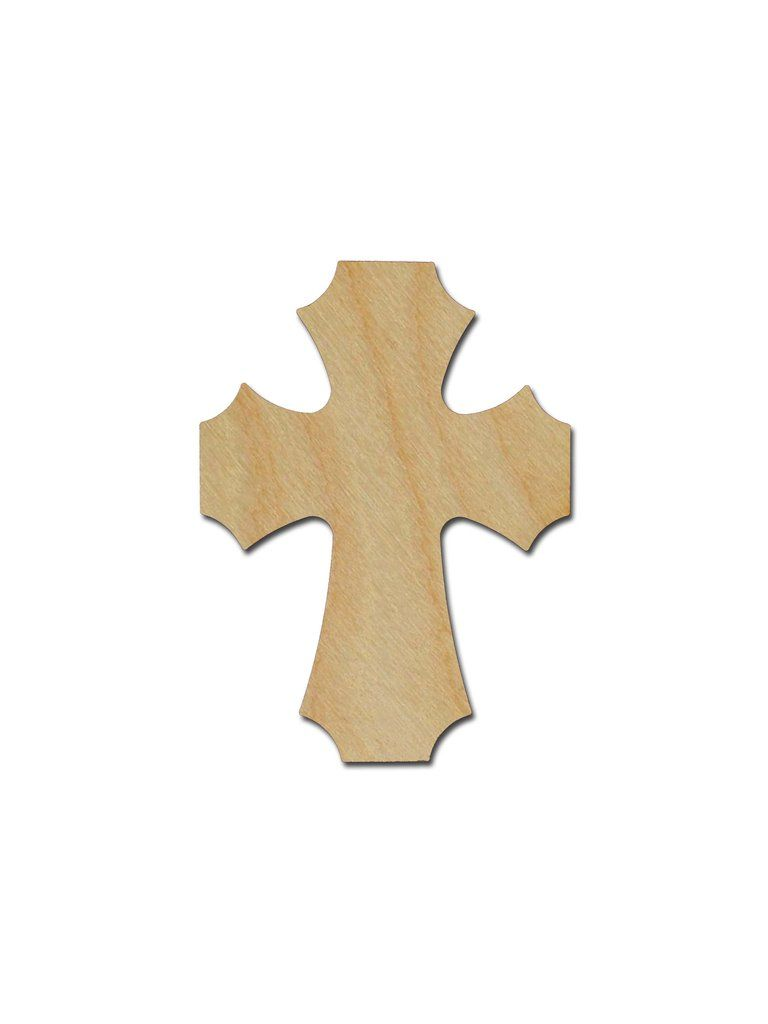 Unfinished wooden crosses for crafts - Unfinished Wood Cross Mdf Craft Crosses Variety Of Sizes C150