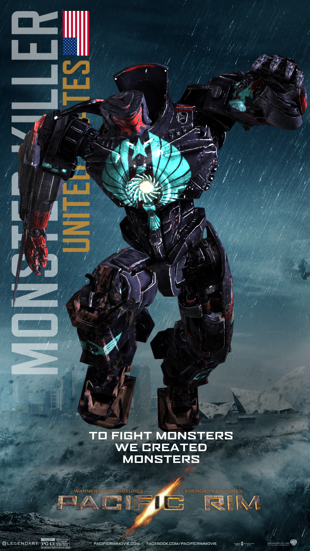 Pin by ShirtlessWeb on Pacific RIM in 2019 | Pacific rim ... Pacific Rim Robots Names