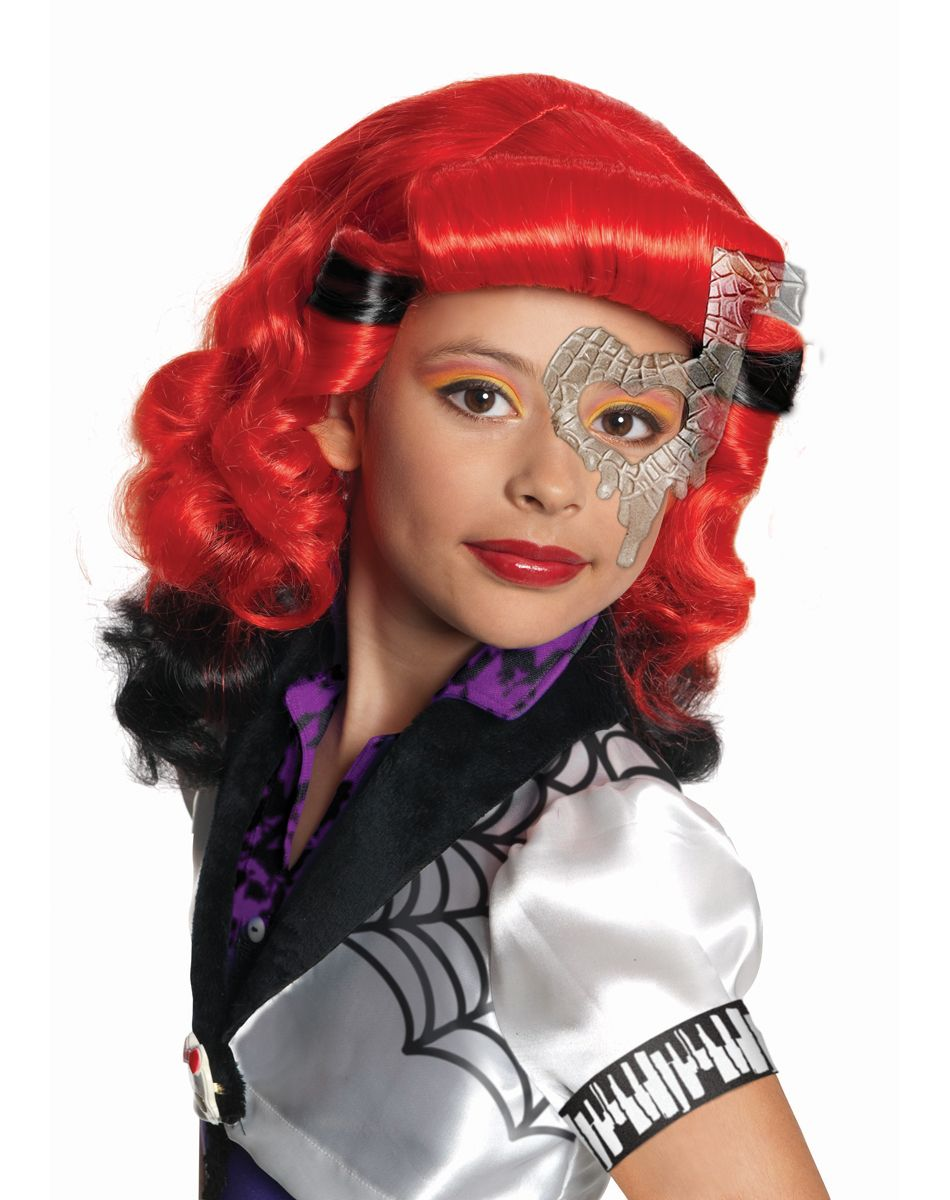 Plus Size Monster High Costumes  Monster High Operetta Wig