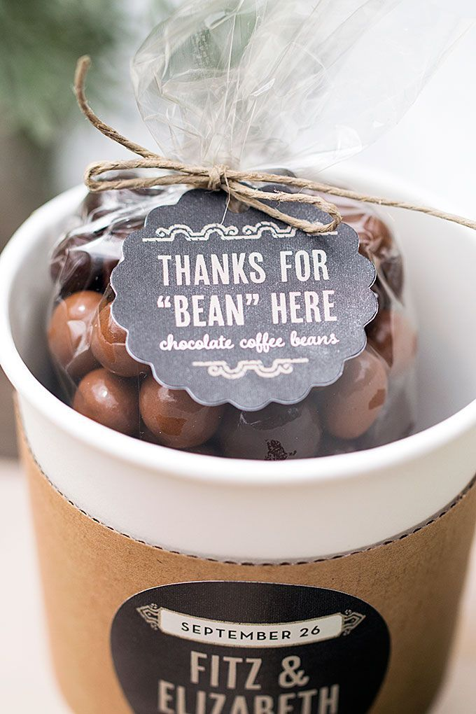 Wedding Favor Friday Chocolate Covered Coffee Beans Winter Wedding Favors Best Wedding Favors Edible Wedding Favors
