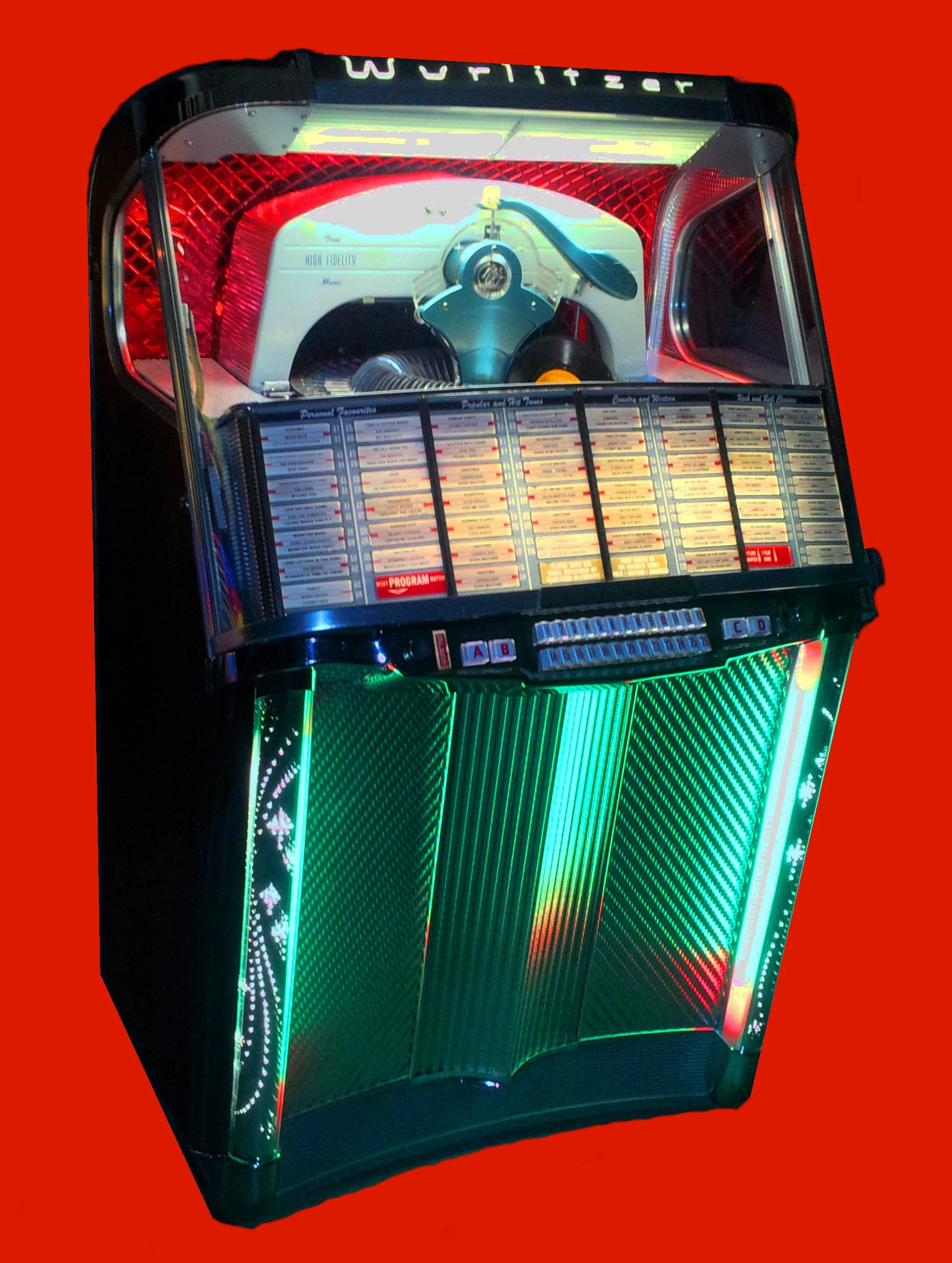 jukeboxes jukebox in Canada for sale Ron Rock-ola Seeburg
