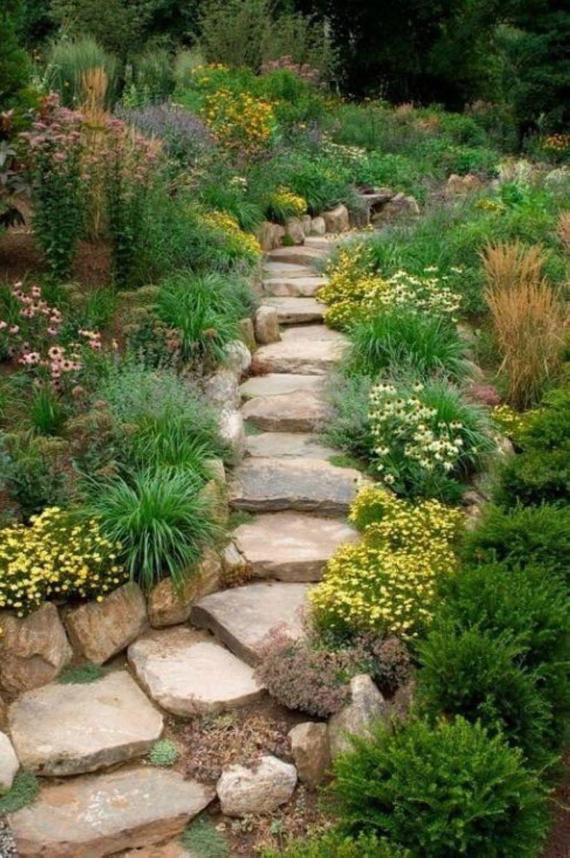 46 Beautiful Decorative Stones for Landscaping Design | Gardens ...