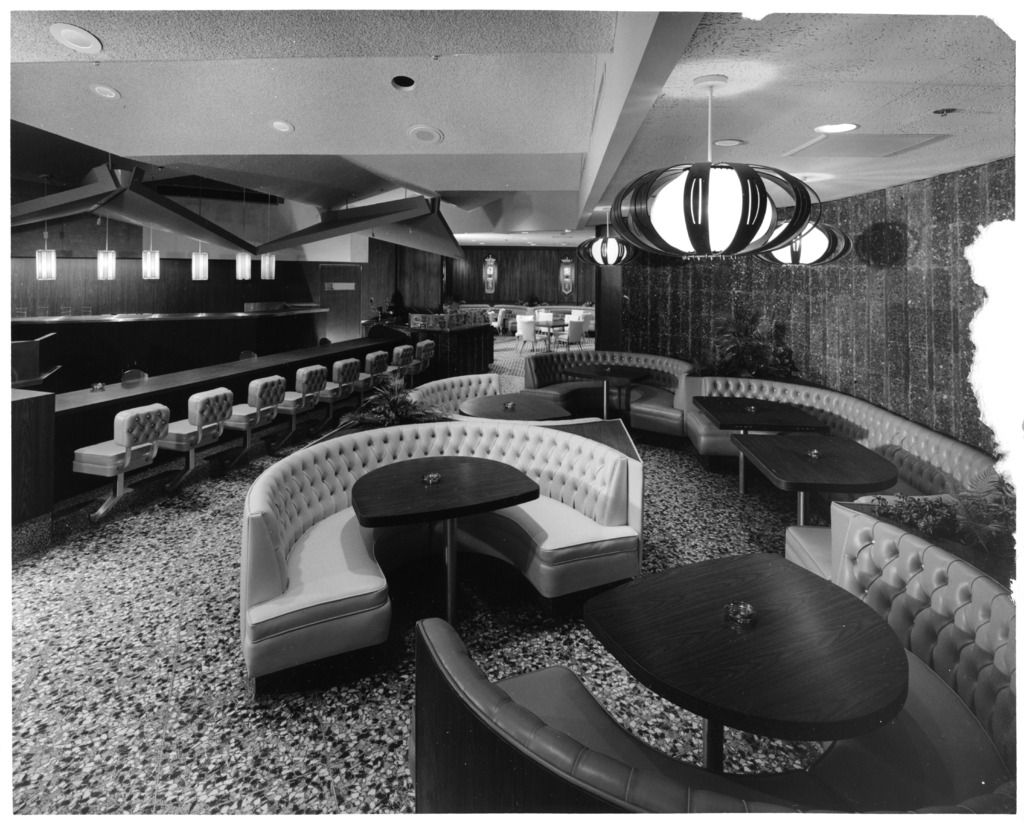 mid century modern freak 1950s lyons coffee shop san jose ca