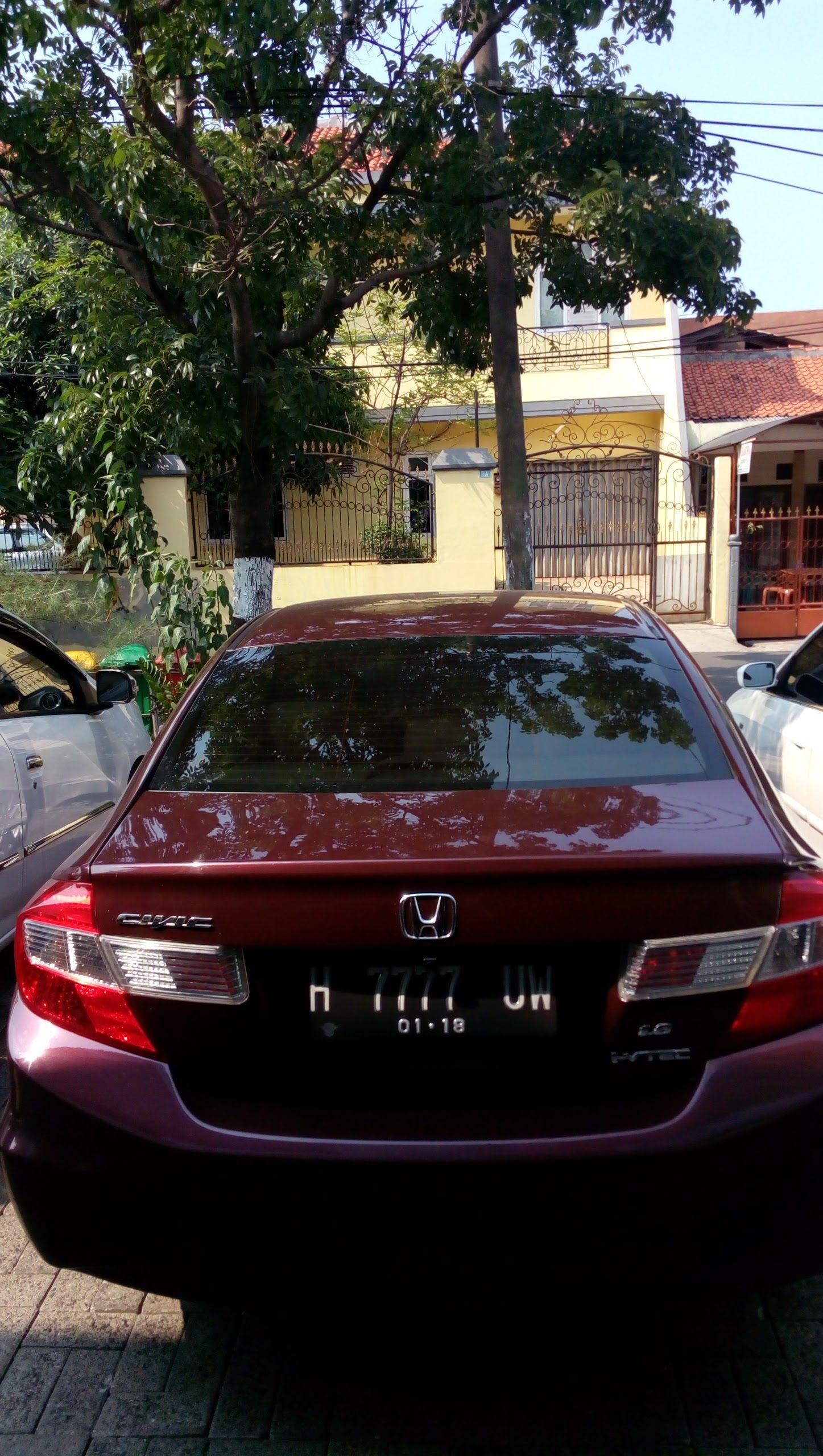 Jual Civic Matik 2012 Kondisi Muluz JAKARTA Mobil