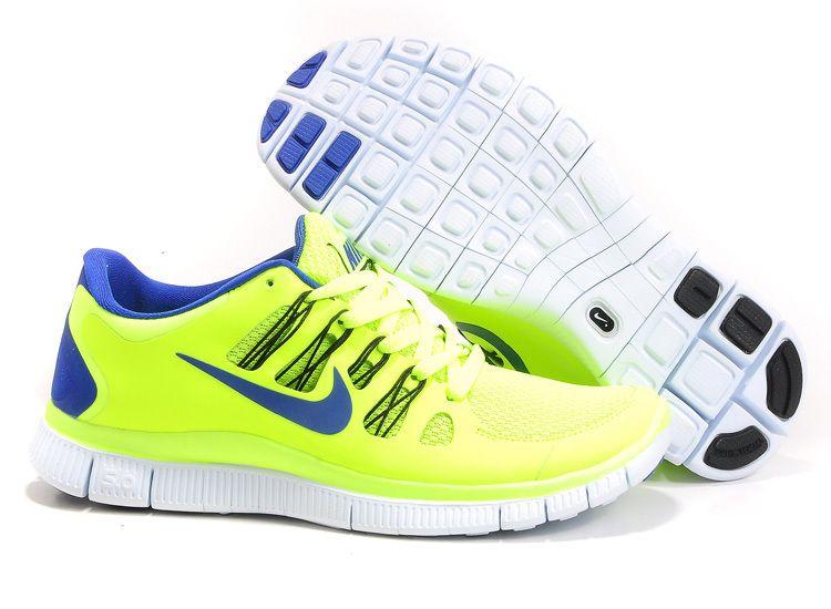 b1192d401d7b reduced womens nike free 5.0 volt black barely volt hyper blue shoes d710f  1a9d0