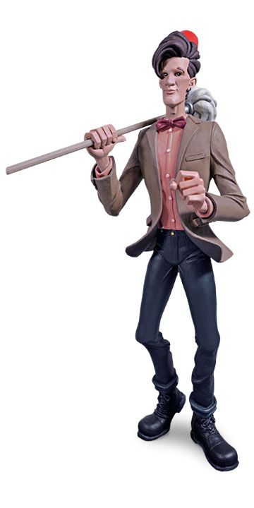Big Chief Studios Doctor Who 11th Doctor Dynamix Exclusive Edition Doctor Who 11th Doctor Doctors Series