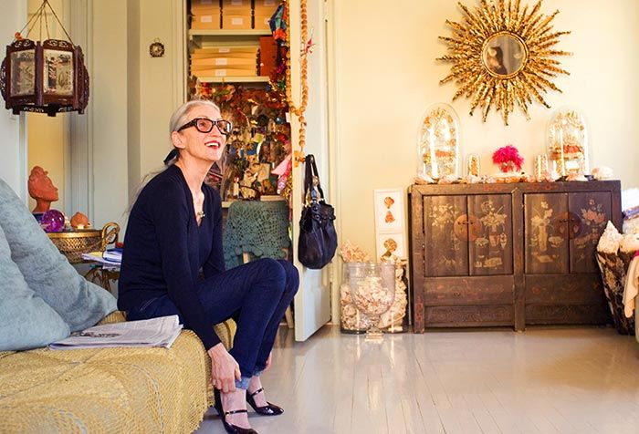 Linda Rodin Apartment