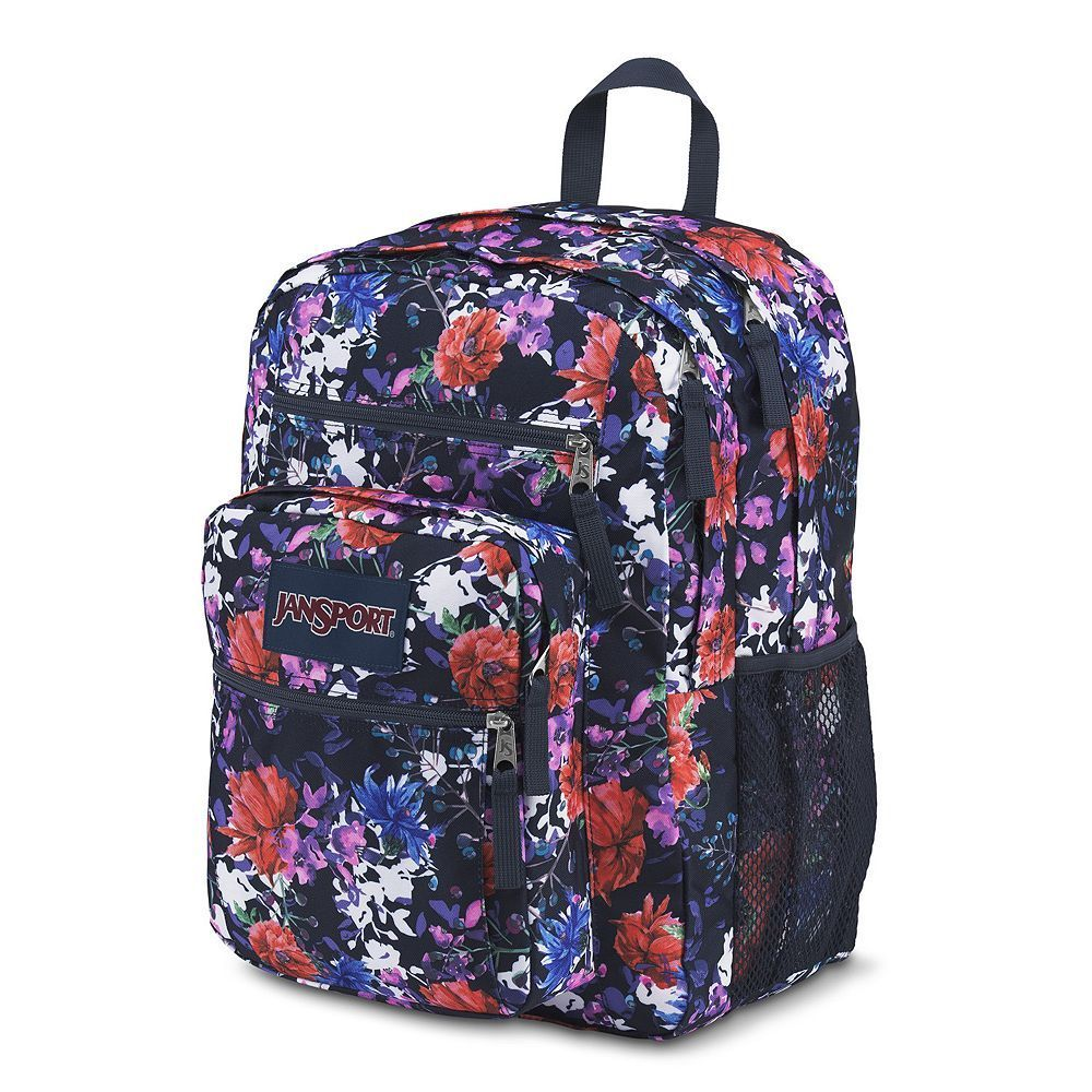d17f53ef901e Jansport Big Student Backpack Aqua Dash
