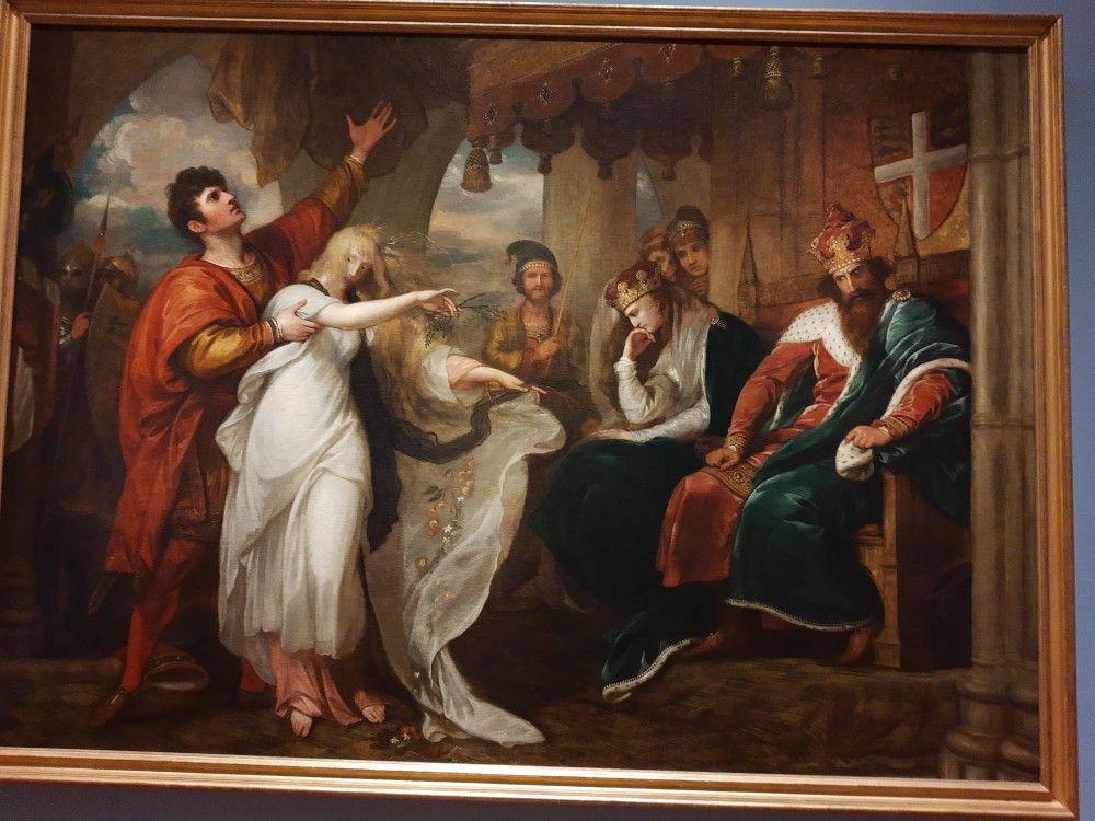 Cincinnati art museum museum features a diverse