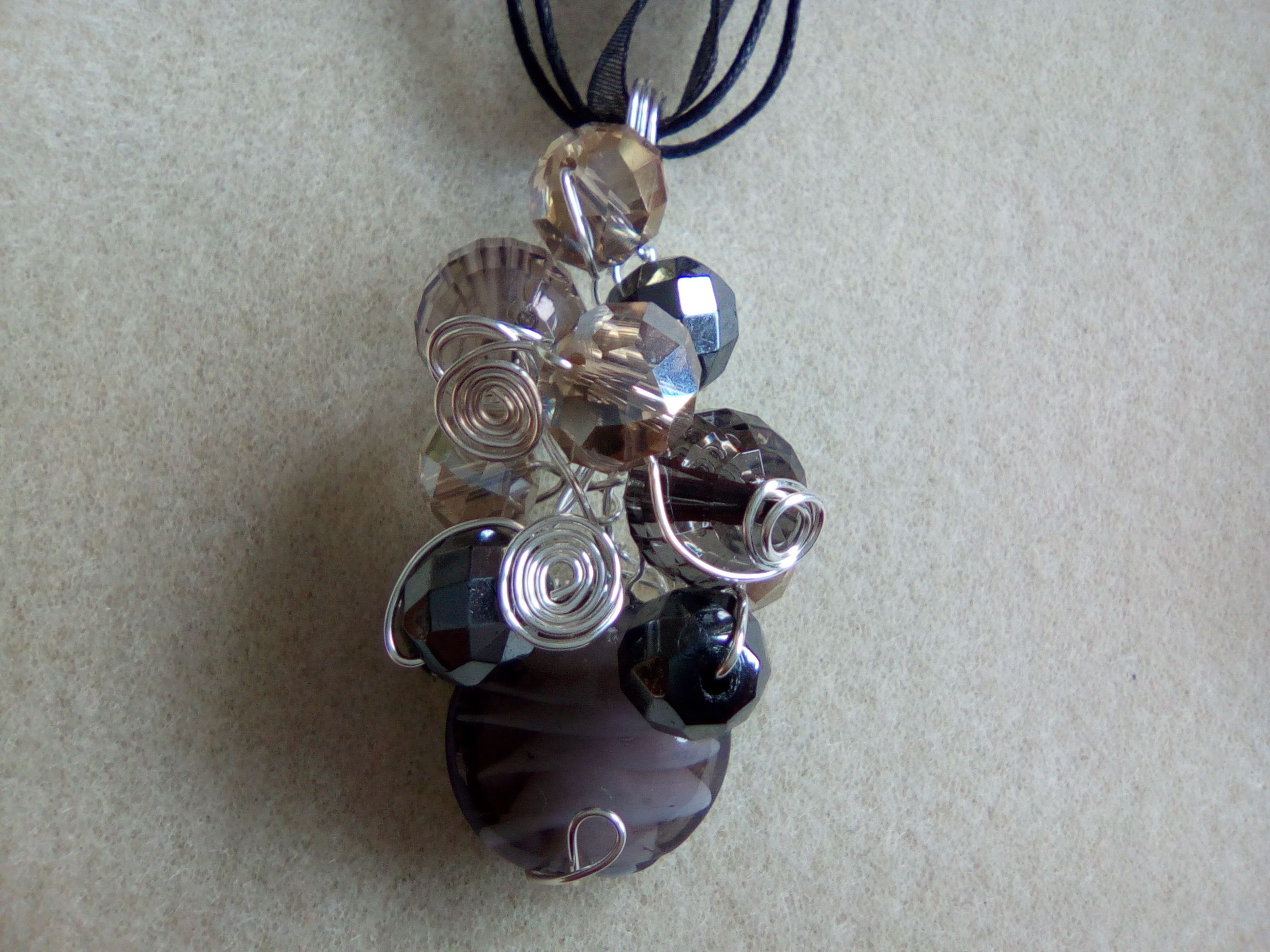 Wire Wrapping conglomerate