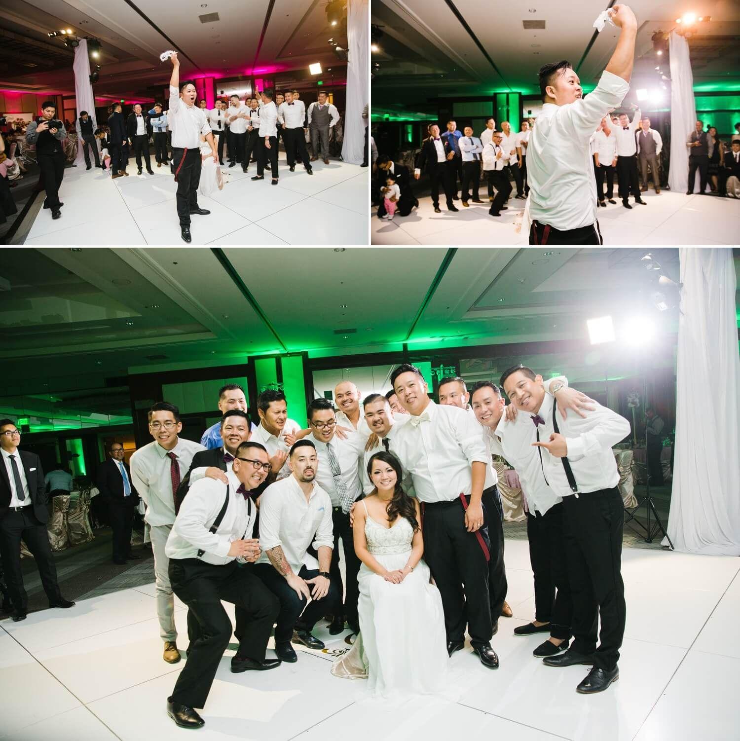 Weddings Westin Long Beach