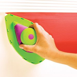 EASY PAINT PRO 4 PADS ROLLER N TRAY AND PAINTING POINT TV