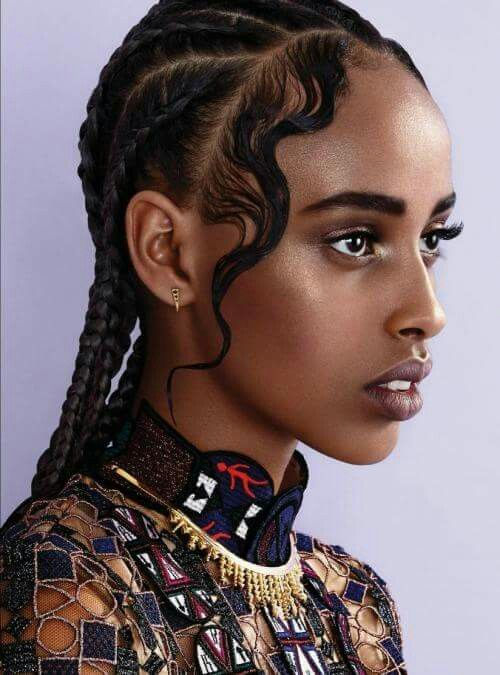 From Somali With Love Beauty Hair Styles Beautiful Black Women