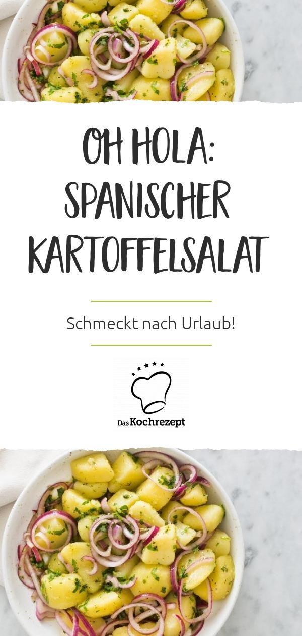 Photo of Spansk potetsalat