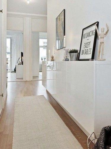 Déco couloir : 5 idées faciles à piquer | Pinterest | Gästezimmer ...