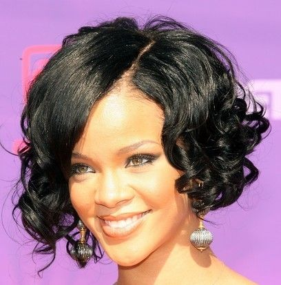 Outstanding 1000 Images About Hairstyles On Pinterest Short Curly Hair Short Hairstyles For Black Women Fulllsitofus