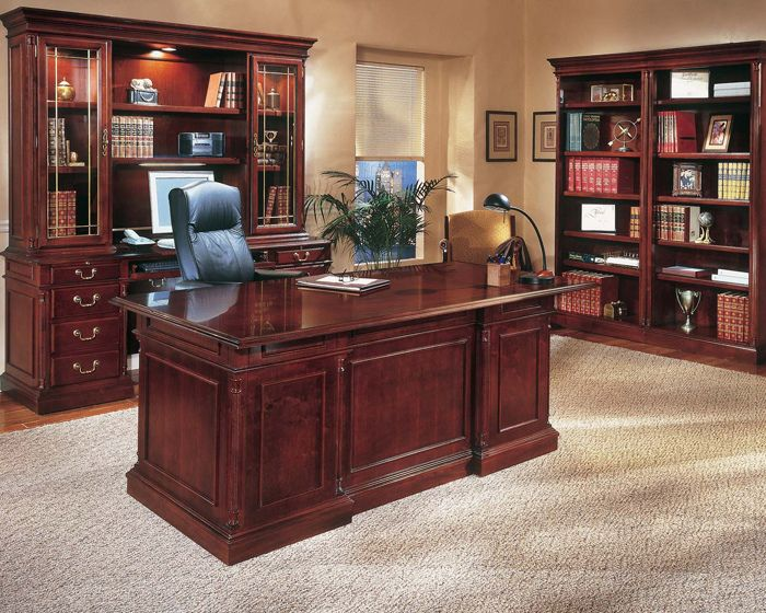 Traditional Home Office Furniture, Traditional Office Furniture Sets