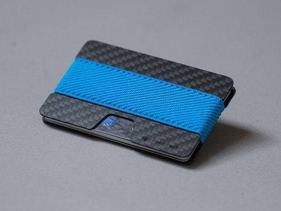 carbon fiber wallet credit card wallet women and men